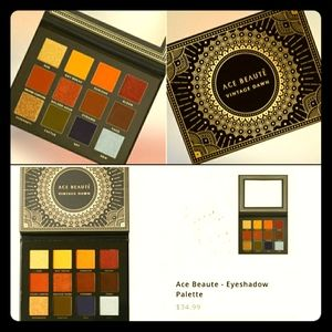 Ace Beaute Vintage Dawn Eyeshadow Palette NWT